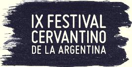 Logo IX Festival Cervantino