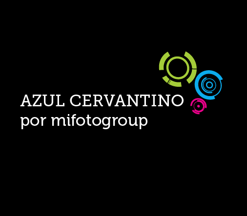 Azul Cervantino por Mifotogroup
